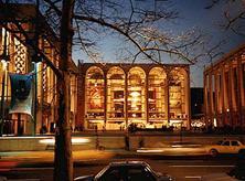 Линкольн-центр в Нью-Йорке