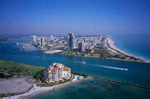 Туры в США - Пляжи в Майами