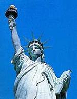 Туры в США - Статуя Свободы в Нью-Йорке